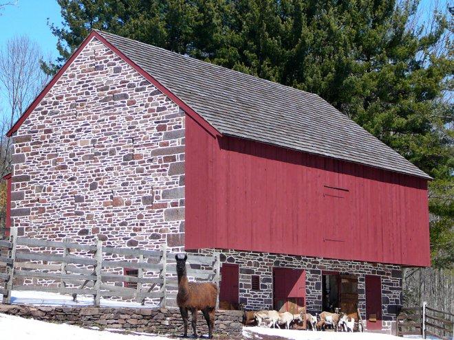 Tinicum Barn