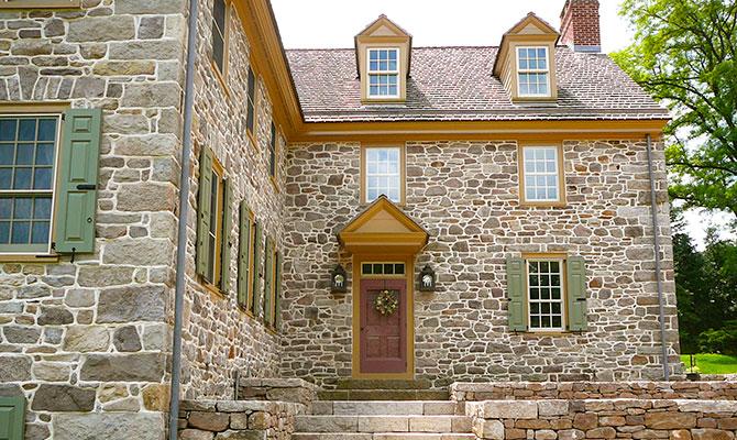 Solebury Residence